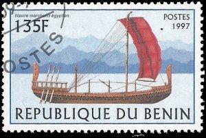 Benin 1997 #1040 CTO