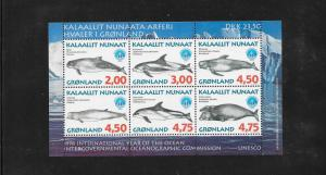 WHALES - GREENLAND #334a