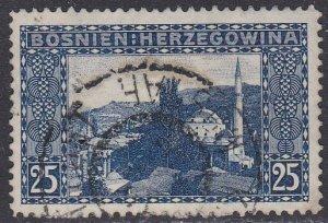 Bosnia & Herzegovina Sc #37 Used