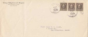 American Samoa 1/2c Hale Fourth Bureau (3) 1928 Pago Pago, Samoa Printed Matt...
