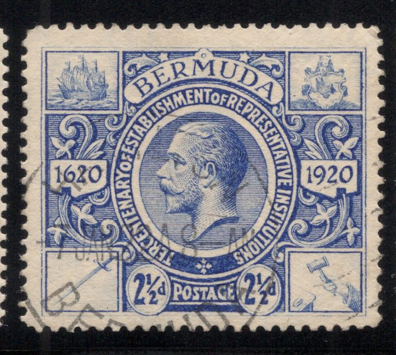 Bermuda #75 Ultra - Light Cancel