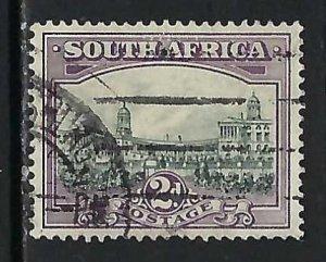 SOUTH AFRICA 54a VFU Z2374-11