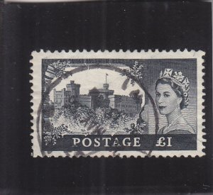 Great Britain: Sc #312, Used (S17933)