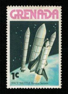 Space 1978 Space Shuttle Grenada 1c (TS-550)