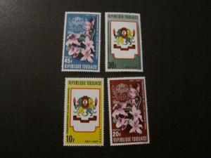 Togo #607-10 Mint Never Hinged- WDWPhilatelic (XI)