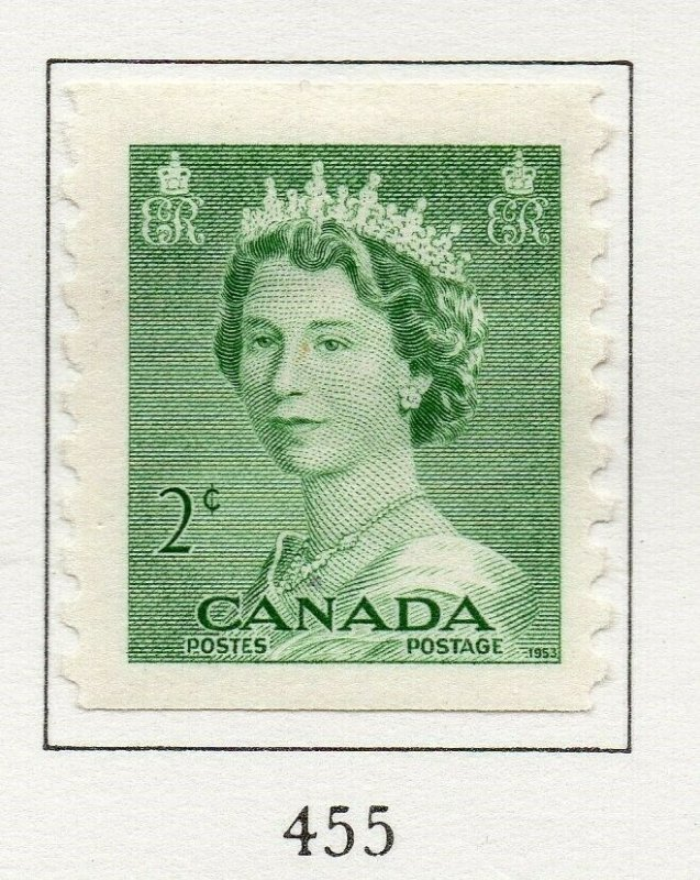 Canada 1953 Early Issue Fine Mint Hinged 2c. NW-125002