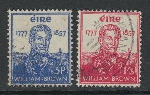 Ireland, Scott 161-162 (SG 168-169), used