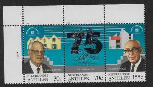 NETHERLANDS ANTILLES SC# 664a VF/MNH  1991