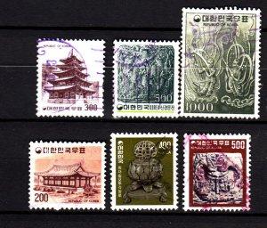 Korea 1099/1269 used