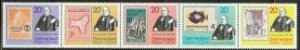 Christmas Island #90 Strip of 5 F-VF Mint NH ** Sir Rowland Hill, Stamp on Stamp