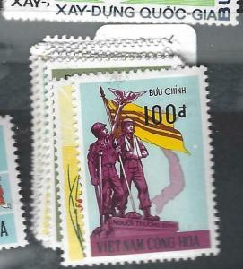 VIETNAM  (P1204BB)  SC 436-8      MNH