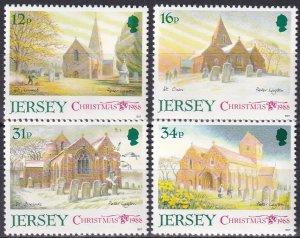 Jersey #467-70  MNH CV $3.10 (Z3914)