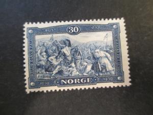 Norway #153 Mint Hinged- WDWPhilatelic