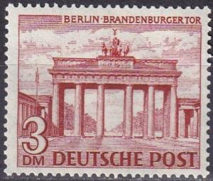 Germany #9N59 MNH CV $225.00 (SU7213)