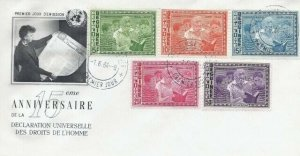 GUINEA 336/339, C61 ELEANOR ROOSEVELT - Artcraft