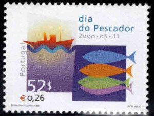 Portugal Scott 2372  MNH** Fishermans Day stamp