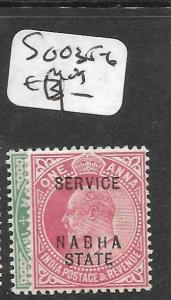 INDIA NABHA (P3009B) KE  SERVICE SG 035-6    MOG