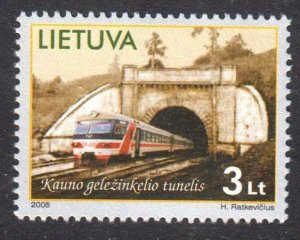 2005 Lithuania 875 Locomotives