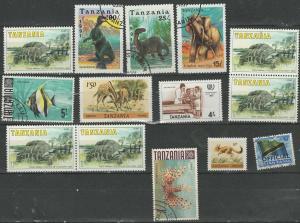 Tanzania stamps