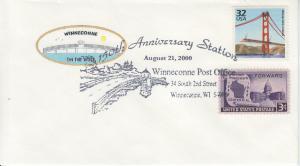 2000 150th Anniversary Winneconne WI CG Cover