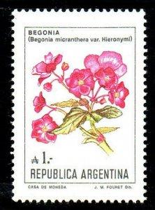 1985 Argentina 1757 Flowers 2,00 €