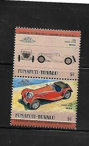 FUNAFUTI-TUVALU, 38, MNH, CAR TYPE