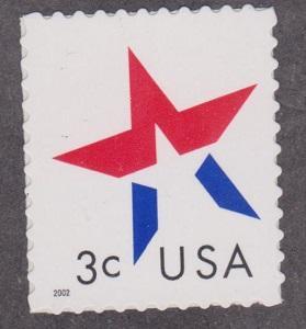 3613 Star F-VF MNH single