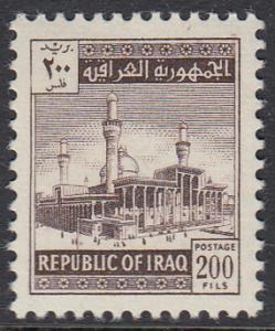 Iraq 330 MNH - Kadhimain Mosque