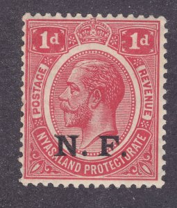 German East Africa N102 MNH OG N.F. Occupation Overprinted Issue Very Fine
