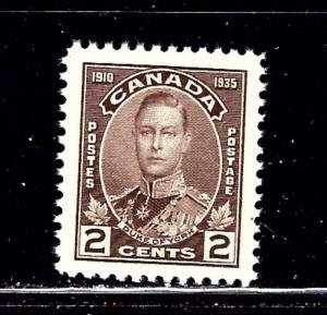 Canada 212 MNH 1935 Issue