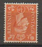 GB George VI  SG 503wi used