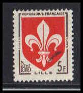 France Used Fine ZA5118