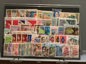 Philippines 1971-1974 mixed stamps  R26163