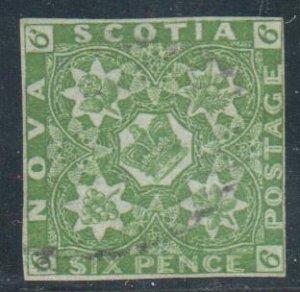 Nova Scotia #4 XF Used C$1200,00