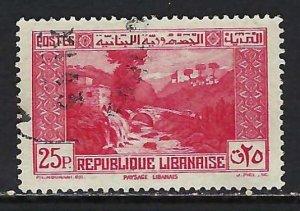 LEBANON 143B VFU J315