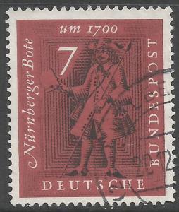 GERMANY 842 VFU Z5901-2
