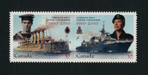 Canada 2386i MNH Canadian Navy, Ships