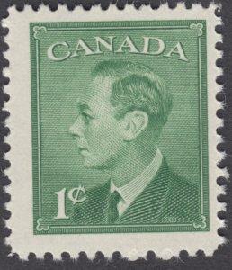 Canada - #289 King George VI - MNH