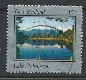 New Zealand SG 1318  Fine Used