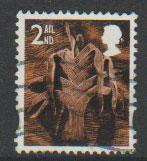 Great Britain Wales SG W98  Used