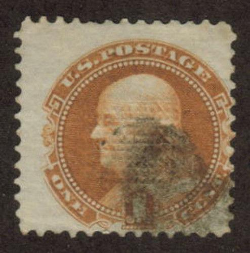MALACK 112 Fine+, nice cancel,  fresh stamp n2028