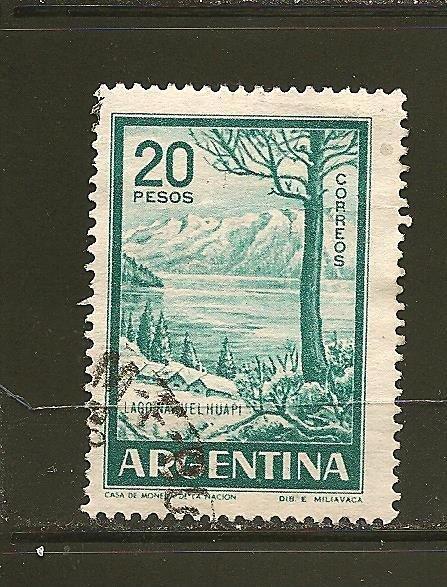 Argentina 698 Lake Used