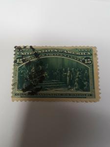 1892 Used 15c #238