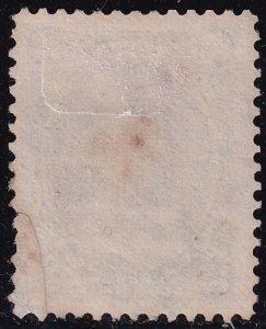 US HAWAII STAMP #52 1890-91  2C USED  STAMP
