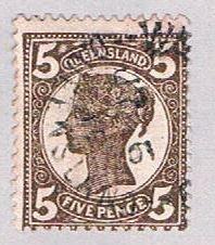 Queensland 119 Used Queen Victoria 1895 (BP51711)