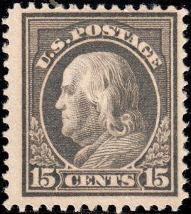 U.S. 418 FVF MH (70618)