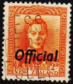 New Zealand. 1938 2d S.G.0152 Fine Used