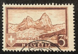 Switzerland 209 used SCV $7.75 Priced to Sell!