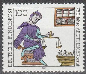 Germany #1620  MNH   (K1636)