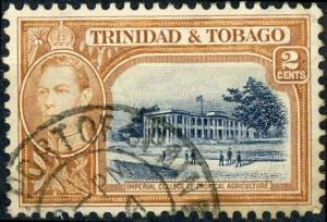 Trinidad and Tobago #51 2c Agricultural College Used/H
